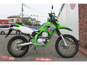 カワサキ/KLX250 ファイナル 2016年モデル
