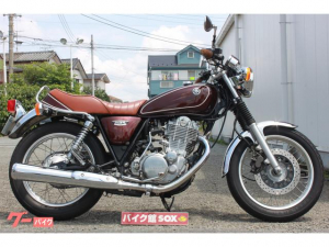 ヤマハ/SR400 2014年モデル