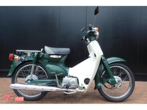 ホンダ/スーパーカブ50 2002年モデル