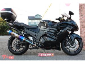 カワサキ/Ninja ZX-14R 2012年式