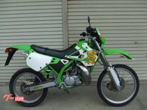 カワサキ/KDX125SR 後期型