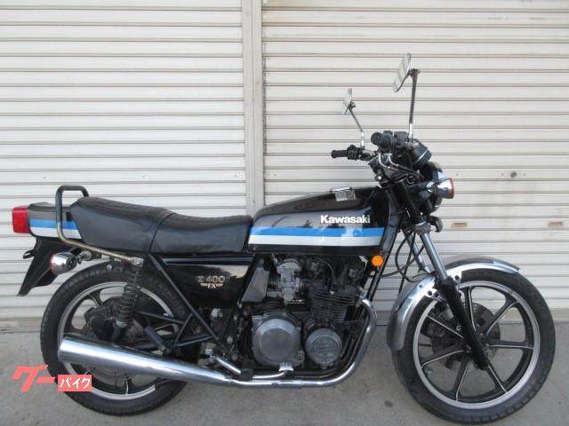 カワサキ Z400FXの画像(山梨県