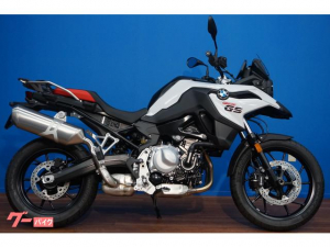 BMW/F750GS・ライトホワイト