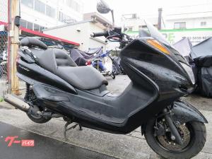 ヤマハ/マジェスティC SG03J ETC付き グーバイク鑑定付き車両