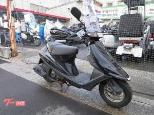 スズキ/アドレスV100 CE13A ノーマル 黒