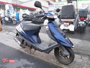 スズキ/アドレスV100 CE11A ノーマル 青