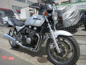 カワサキ/ZEPHYRχ  ZR400C ノーマル シルバー