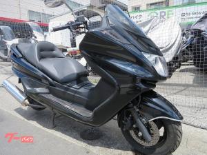 ヤマハ/マジェスティC SG03J 社外マフラー グーバイク鑑定付き車両