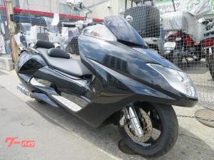 ヤマハ/マグザム SG21J マフラー ブラック