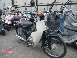 ホンダ/スーパーカブ50 AA01 ノーマル グーバイク鑑定付き車両