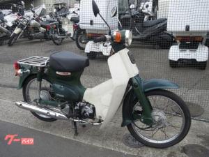 ホンダ/スーパーカブ50 AA01 インジェクションモデル グーバイク鑑定付き車両