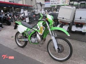カワサキ/KDX125SR DX125A RSVチャンバー グーバイク鑑定付き車両