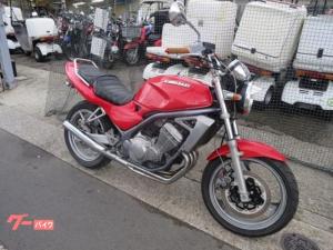 カワサキ/BALIUS ZR250A カスタム ガソリンメーター付き