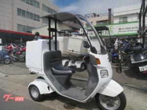 ホンダ/ジャイロキャノピー TA03 ノーマル グーバイク鑑定車両