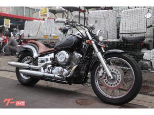 ヤマハ/ドラッグスター400 4TR キャブモデル ブラック