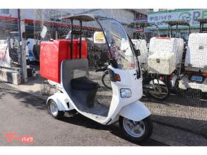 ホンダ/ジャイロキャノピー TA03 インジェクショモデル ノーマル グーバイク鑑定付き車両