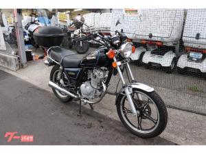 スズキ/GN125H LC6PCJG95H ノーマル セル付き