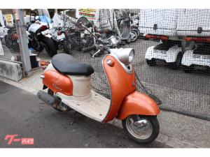 ヤマハ/ビーノ SA10J 2スト シート新品交換済み グーバイク鑑定付き車両