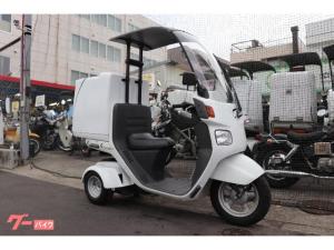 ホンダ/ジャイロキャノピー TA03 ノーマル 130現行インジェクションモデル グーバイク鑑定付き車両