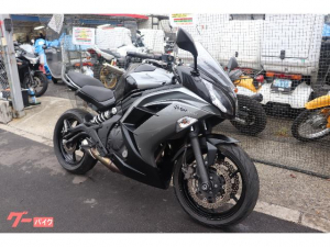 カワサキ/Ninja 400 EX400E ノーマル フェンダーレス