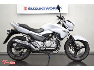 スズキ/GSR250 ヘルメットホルダ スライダ装備 予備キー付属