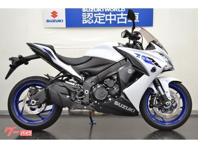 スズキ GSX-S1000F 認定中古車 予備キー付属 ホワイトの画像(埼玉県