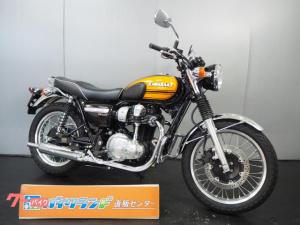 カワサキ/W800 エンジンガード ETC