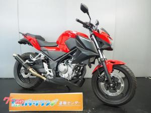 ホンダ/CB250F スリップオンマフラー ETC付