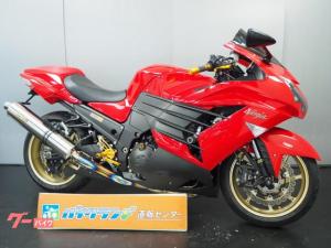 カワサキ/Ninja ZX-14R 北米仕様 カスタム多数