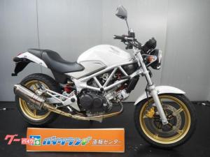 ホンダ/VTR250 無限マフラー ETC