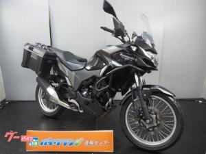 カワサキ/VERSYSーX 250 ツアラー ABS ETC付