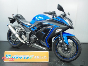 カワサキ/Ninja 250 フルエキマフラー スライダー シートカウル