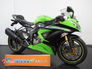 カワサキ/Ninja ZX-6R 東南アジア仕様 ETC付