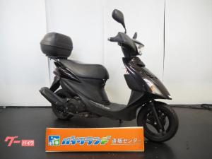 スズキ/アドレスV125S Rボックス グリップヒーター