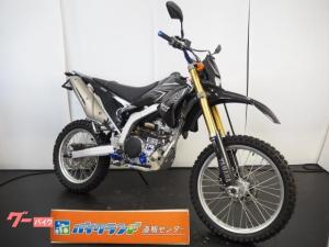 ヤマハ/WR250R AISキャンセル