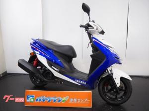 ヤマハ/シグナスX SR ノーマル インジェクション車両
