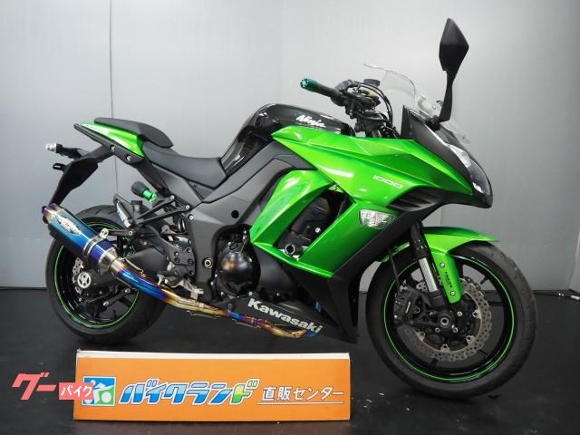 カワサキ Ninja 1000 ABS BEETナサートマフラー ナビ ETCの画像(東京都