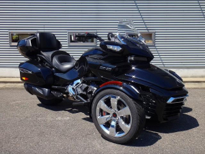 BRP/can-am SPYDER F3 LIMITED 2017年モデル セミオートマ