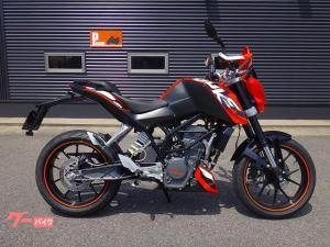 KTM/200デューク 2012年モデル
