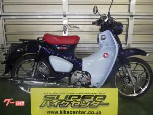 ホンダ/スーパーカブC125 国内モデル