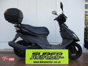スズキ/アドレスV125S 2013年モデル 黒