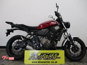ヤマハ/XSR700 2018年モデル