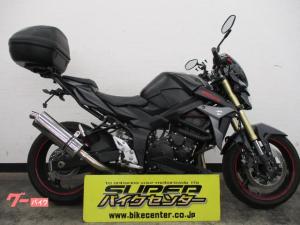 スズキ/GSR750ABS 2013年モデル マフラーカスタム
