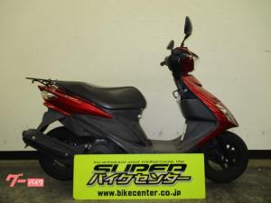 スズキ/アドレスV125S 2013年モデル
