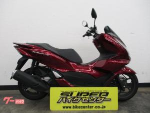 ホンダ/PCX160 2021年モデル 赤