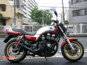 ホンダ/CB750-2 RC42 エンジンガード マフラー
