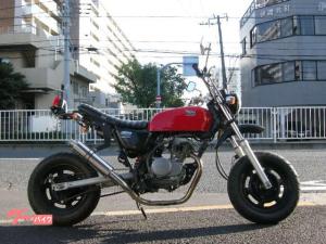 ホンダ/Ape100 カスタムマフラー