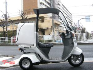 ホンダ/ジャイロキャノピー 4スト-FI TA03 デリバリーBOX