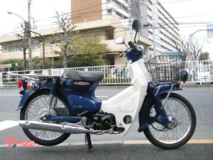 ホンダ/プレスカブ PGM-FI インジェクション
