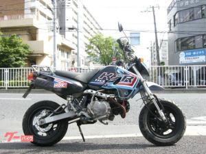 カワサキ/KSR110 クラッチキット付 リアキャリア